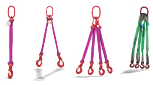 Multilegged Slings