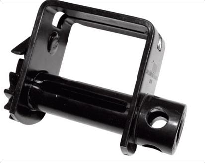 Trailer Winch -Standard Double L Track Slider
