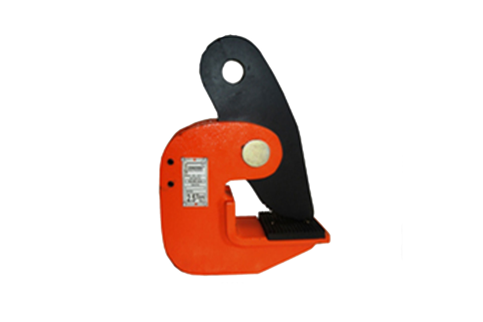 Horizontal Plate Lifting Clamp without spring